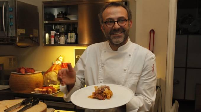 chef cook Massimo Bottura