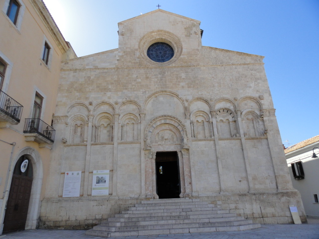 Termoli, Italy - Cathedral