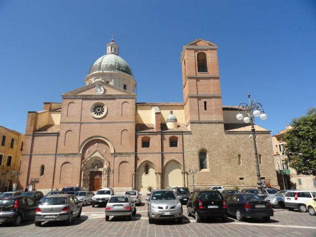 Ortona cathedral - Italy