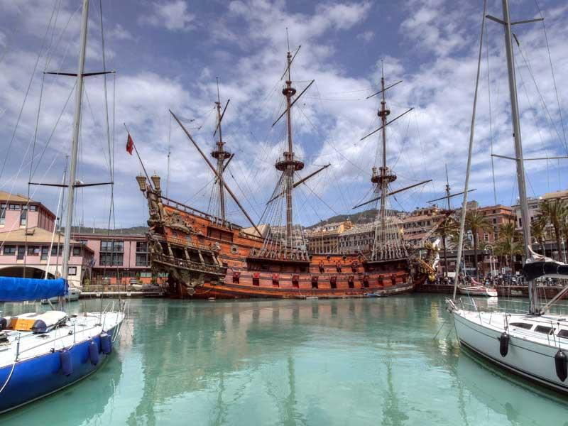 Genoa-Porto Vecchio
