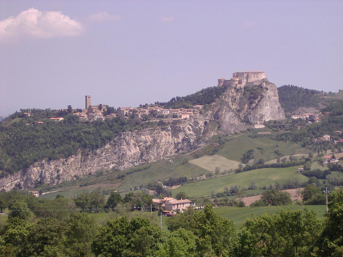 San Leo - Italy
