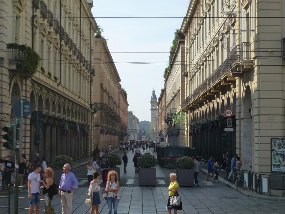 Via Roma - Turin
