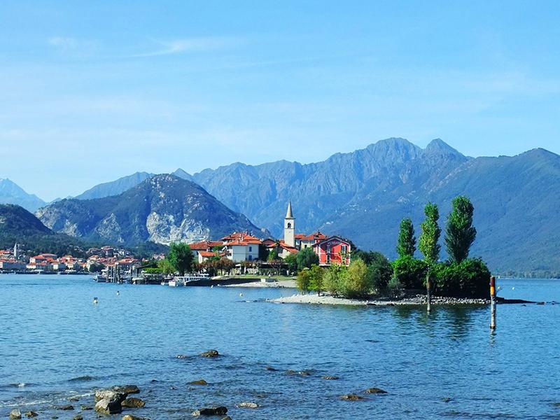 Lago Maggiore - Isola Pescatori