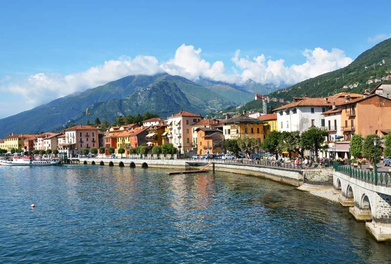 Lake Como - Gravedona