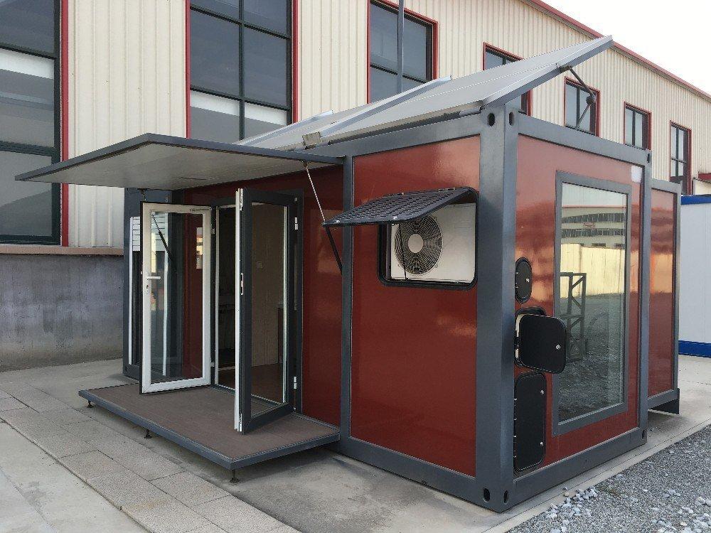 Weizhengheng Expandable Prefab Module Tiny House