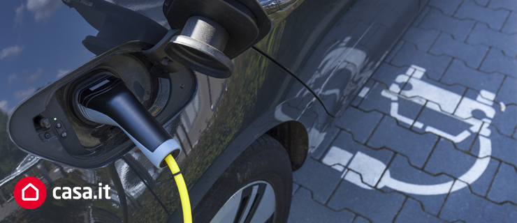 EV charging - Casa.it image