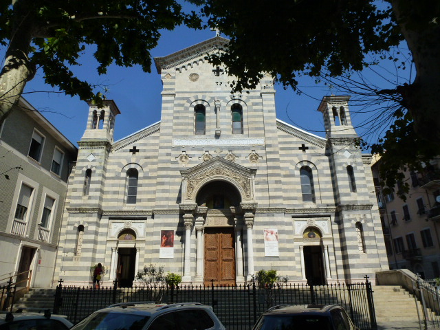 La Spezia - Italy - Cathedral