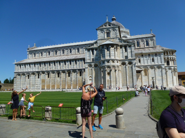 Pisa, Italy - cathedral